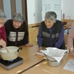 豆腐作り1